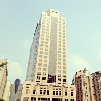 Financial Building, Seoul, Korea