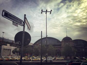 Location: Frankfurt Hauptbahnhof, Germany