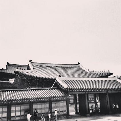 Gyeongbokgung(경복궁), South Korea