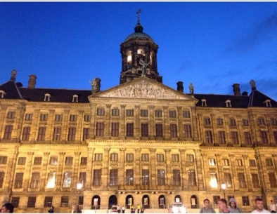 Royal Residences: The Royal Palace of Amsterdam