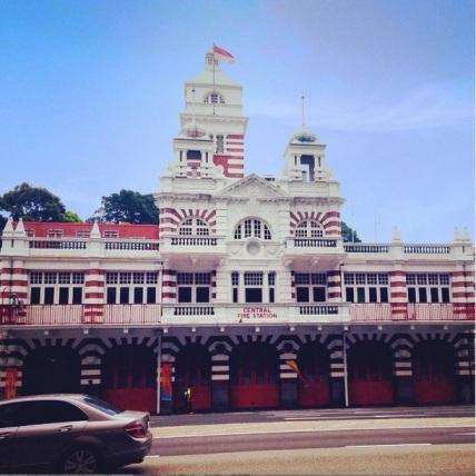 Fire Station, Singapore