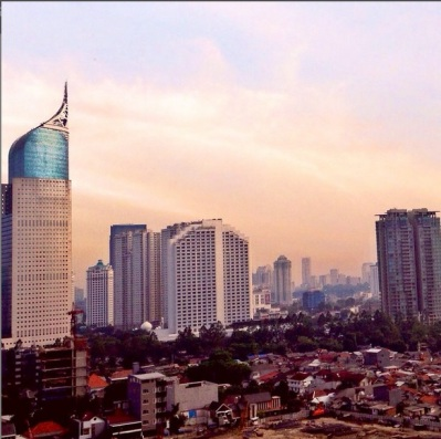 BNI Tower, Jakarta, Indonesia