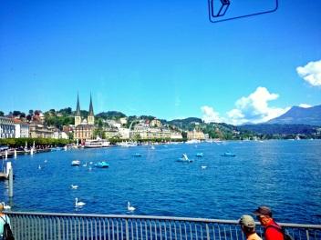 Central city, Zurich
