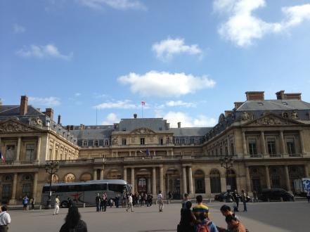 Conseil d'État, Paris, France