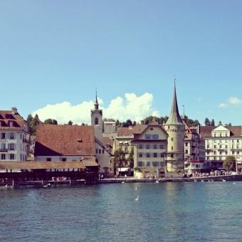 Pusat Kota Zurich