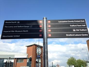 Location: Old Trafford, England