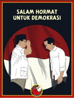 Prabowo - Jokowi 2