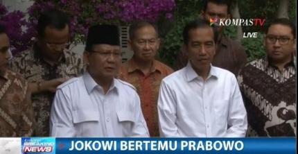 Prabowo - Jokowi